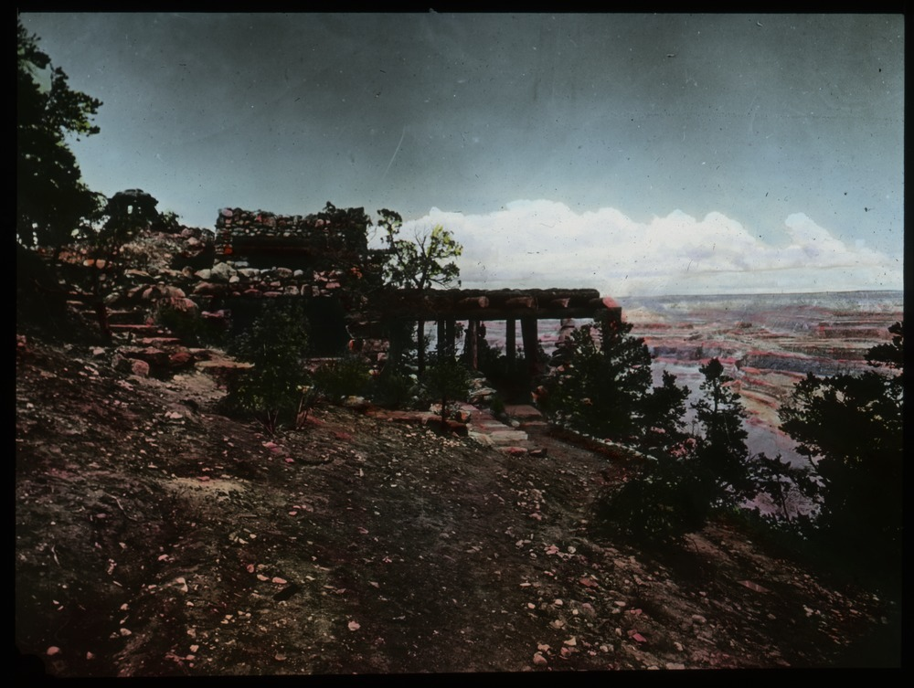 Hermit Rest, Grand Canyon, ca. 1918