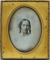 Channing, Ellen Fuller: vignetted portrait