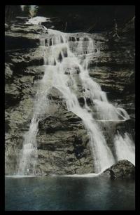Salmacis Falls, Randolph, New Hampshire