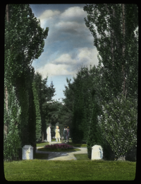 Dakin Garden (formal garden)
