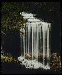 Mariana State Parks (cascading waterfall)
