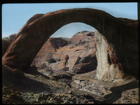 Natural Monument (natural arching stone bridge)