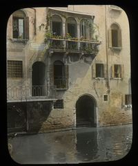Private Residence, Venice (on a canal)