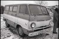 Advertisements for Dodge vans, Brotherhood of the Spirit (Warwick, Mass.)