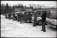 Advertisements for Dodge vans, Brotherhood of the Spirit (Warwick, Mass.)