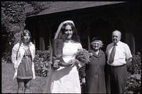 Frye Boots advertising (wedding scene)