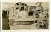 German tank (A7V 'Wotan')