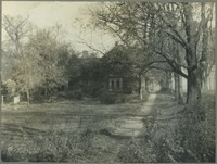 Unidentified colonial house