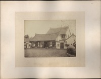 Chinaman's House at Batavia, Java