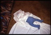 Swaddled baby, Florida