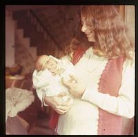 Nina and baby