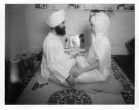 Gurushabd Singh and Kaur