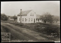 Olean La Plante House (Dana, Mass.)