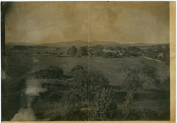 Photographs: Farm and fields (Amherst, Mass.), linking to the digital object