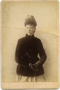 Photographs: Dickinson, Martha E. (St. Louis, Mo.), linking to the digital object