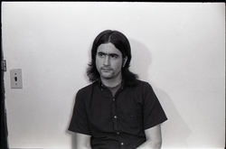 Half-length portrait of Marty Liebmann of Free Spirit Press crew , linking to the digital object