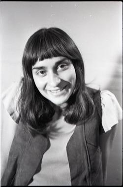 Portrait of Darlene Cobleigh (Turners Falls, Mass.)