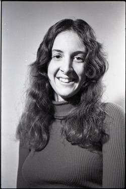 Portrait of Debbie Stone (now Debbie Edson) (Turners Falls, Mass.)