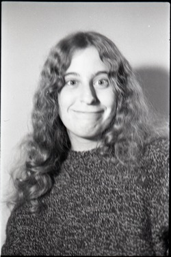 Portrait of Jenny Brown (Turners Falls, Mass.)