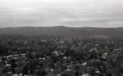 View from Poet's Seat Tower overlooking Greenfield (Greenfield, Mass.), linking to the digital object