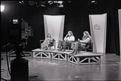 Commune members at the WGBY Catch 44 (public