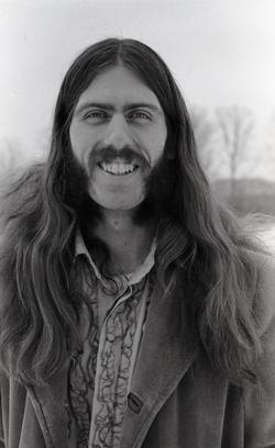 Bruce Geisler: half-length portrait (Warwick, Mass.), linking to the digital object