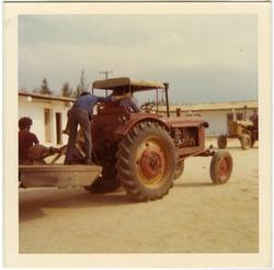 Isla de la Juventud: tractors