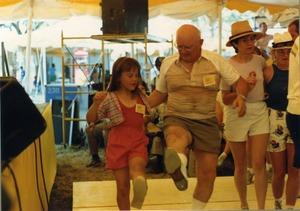 Polka dancing snapshots