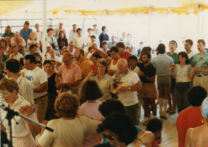 Polka dancing snapshots, linking to the digital object