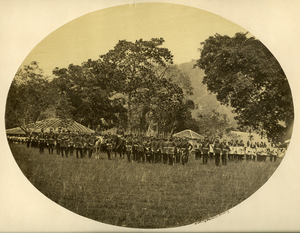 22nd Bengal Native Infantry, Penang, linking to the digital object