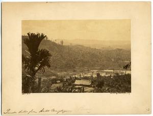 Quedah [Kedah] Hills From Batit Mangtagan