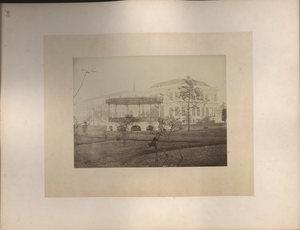 Palace at Weltevreden, Batavia, Java, linking to the digital object