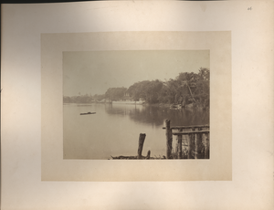 River Scene in Sourabaya [Surabaya], Java, linking to the digital object