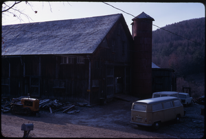 Montague Farm: Montague barn
