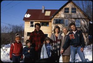 Wendell Farm: Keller family, Wendell