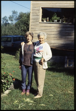 Wendell Farm: Nina Keller, mother?, Wendell