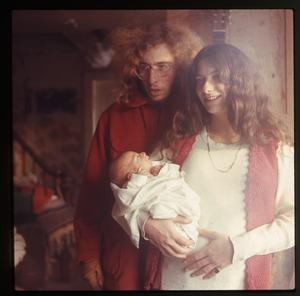 Montague Farm: Chuck, Nina, baby (Eben)
