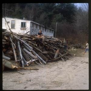 Wendell Farm: Logs