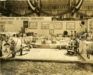 Department of Mental Diseases: Education booth