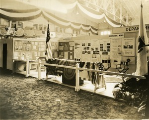 Department of Corrections: Reformatory for Women booth