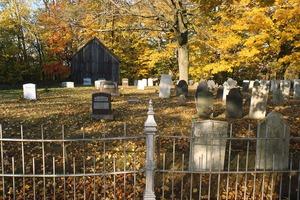 Wendell (Mass.) Bicentennial Celebration: town cemetery
