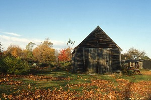 Wendell (Mass.) Bicentennial Celebration: old barn