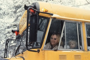 Wendell (Mass.) Bicentennial Celebration: bus driver