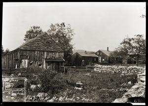 Mabelle W. Matthews House (Dana, Mass.)