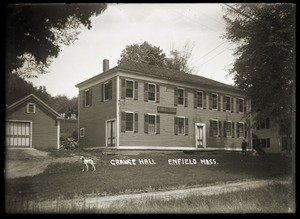 Grange Hall (Enfield, Mass.)