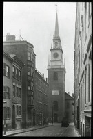 First page of Old North Church