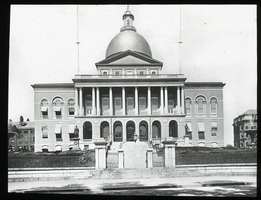 First page of Massachusetts State House