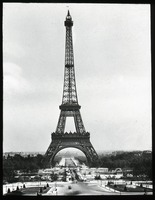 First page of Eiffel Tower