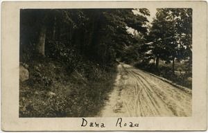 First page of Dana Road