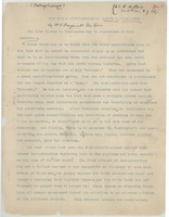 First page of The  social significance of Booker T. Washington